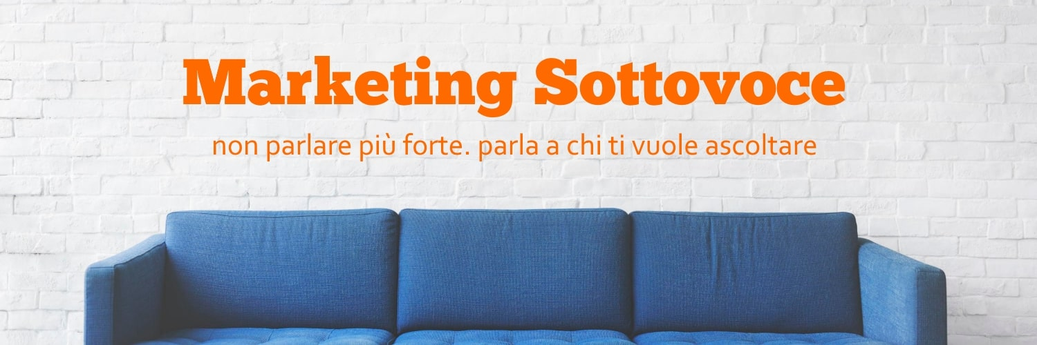Marketing Sottovoce – Alberto Vercellotti